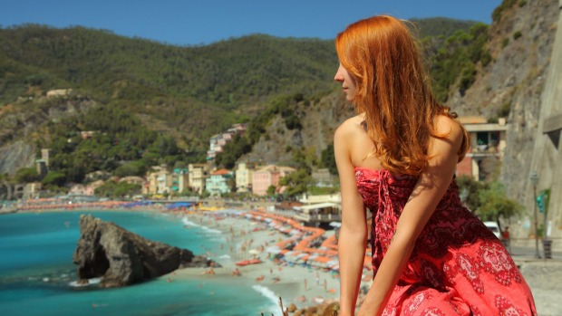 Fears tourist numbers in Italy's Cinque Terre would be limited turned out to be unfounded.