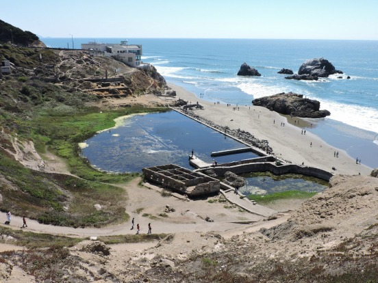 Sutro Baths, San Fransisco