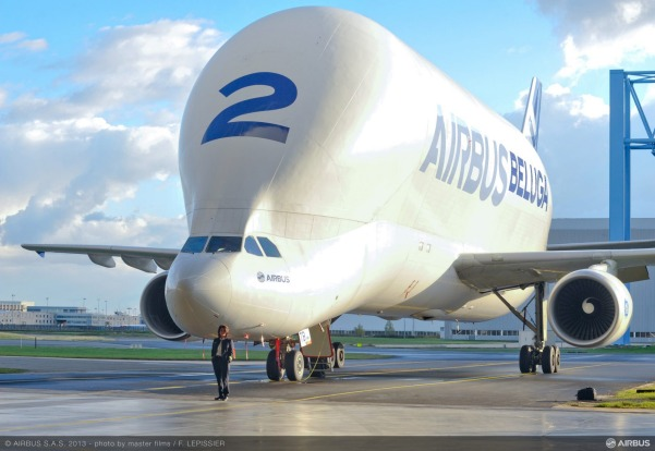 SIX AMAZING PLANES YOU'LL NEVER GET TO FLY ON: The Airbus Beluga. This bizarre-looking plane is named for its similarity ...