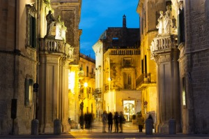 Faith in human kindness was affirmed in Lecce.