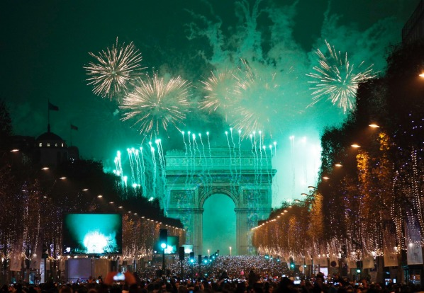 PARIS: The Champs-Elysees and Place de la Concorde are the place to be for the countdown, where huge crowds jostle and ...