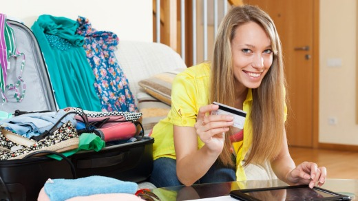 Find out the best cards to use when you travel.