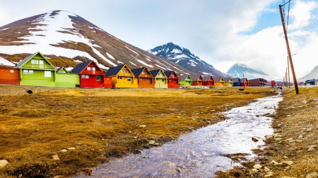 Image result for svalbard island