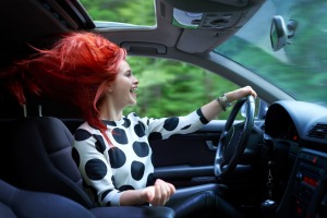 Have you been issued a speeding fine after driving a hire car?