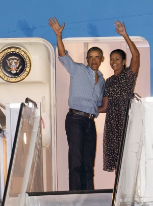 With Barack Obama's presidency coming to an end, his favourite Hawaiian holiday destinations are starting to heat up.