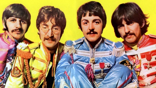 The Masters of Sgt Pepper.
