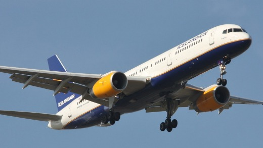 If you fly Icelandair, you have a 41 per cent chance of being delayed.