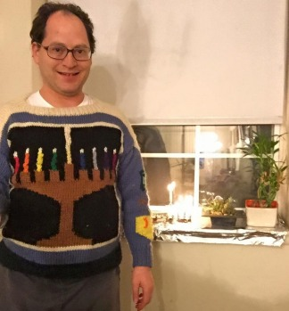 Sam Barsky does Hanukkah.