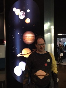 Sam Barsky does the solar system.