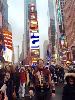 Sam Barsky does Times Square.