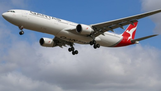Qantas will fly Airbus A330s on its new Sapporo route.