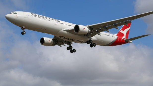 Qantas has a Christmas sale on airfares.