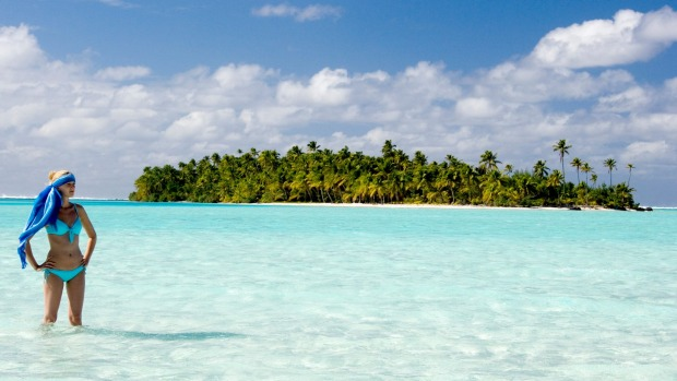 Swaying palm trees, white sand beaches, crystal clear waters, beautiful coral and fish filled lagoons, Fiji really is ...