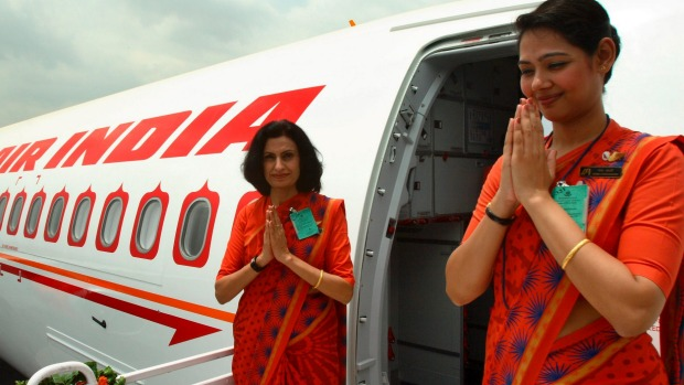 Air India's flight attendants have been put on a low-fat diet.