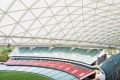 Another angle: Appreciate the design of the Adelaide Oval by climbing its roof.