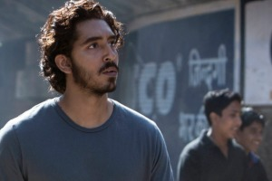 Dev Patel in a Kolkata scene from Lion.
