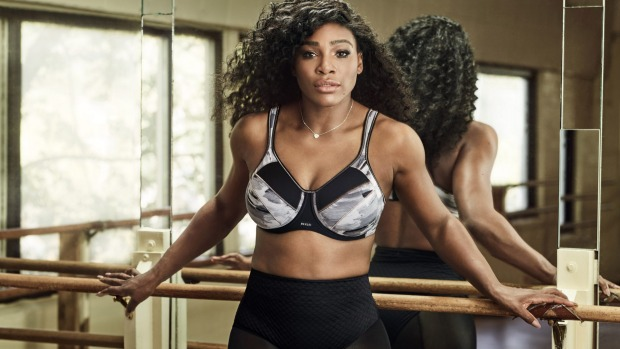 Serena Williams says growing up in Compton, Los Angeles, made her tough.