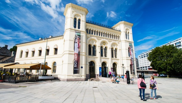 The Nobel Peace Center tells the story of Alfred Nobel, the Peace Prize, and the Peace Prize laureates.