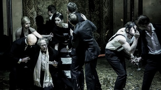 Schaubühne Berlin's searing adaptation of Shakespeare's Richard III from director Thomas Ostermeier.