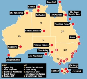 Hamilton Island Australia Map.Australia Holidays The 26 Most Wonderful Places To Visit Guide To