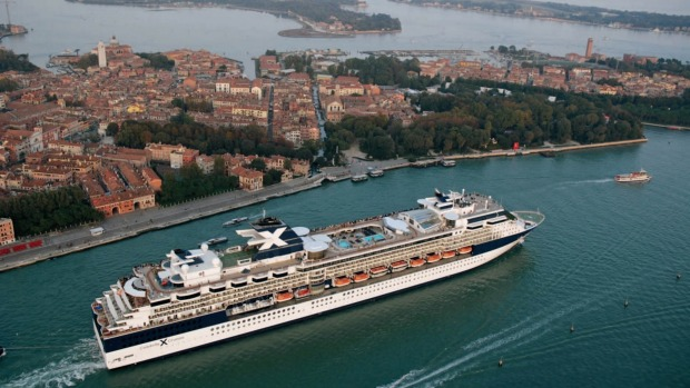 New Ships in The Old World: Celebrity Cruises' Solstice ...