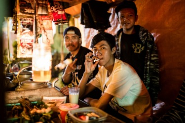 "Tobacco companies have enormous political and financial ""clout"" in Indonesia, being the government's largest source of ..."