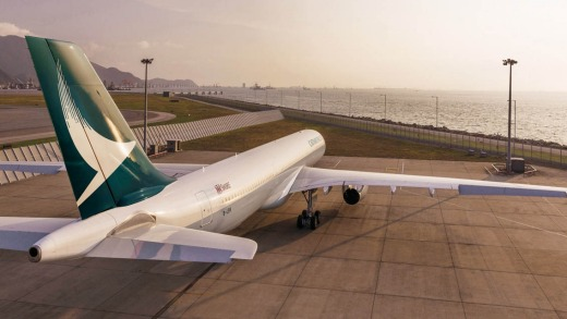 Cathay Pacific has 41 Airbus A330-300s in service.