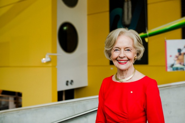 Dame Quentin Bryce learned life's early lessons in a little bush town in central west Queensland.