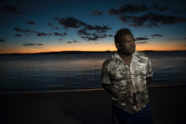 Timmy 'Djawa' Burarrwanga: 'Country is like a bush library for us, and often a bush university too.'