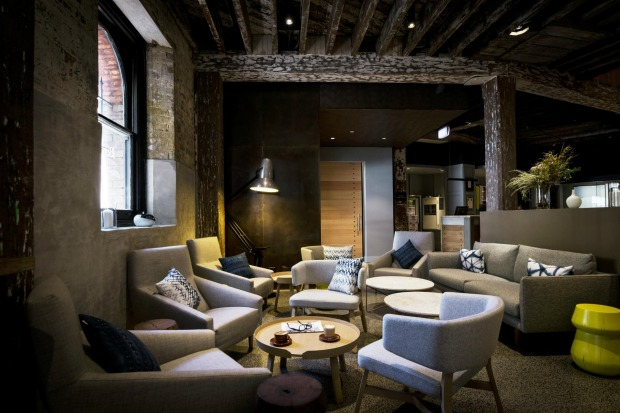 5. Ovolo 1888 Darling Harbour, Sydney