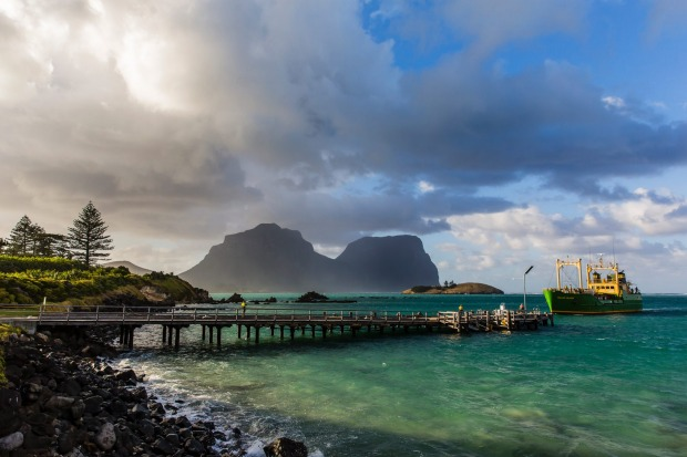 Top 10 Travellers' Choice Hotels across Australia 1. Pinetrees Lodge, Lord Howe Island