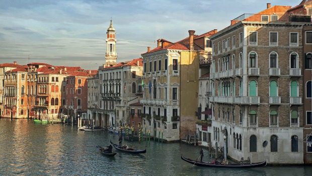 Enjoy Venice without the crowds by visiting in winter.