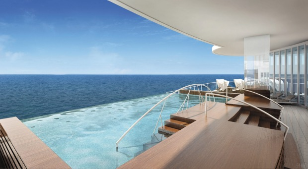 Regent Suite of the Seven Seas Explorer: In July 2016 Regent Seven Seas Cruises' most opulent ship made its maiden ...