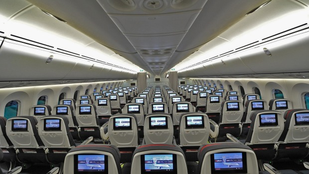 Airline Review Air Canada Economy Class New York To