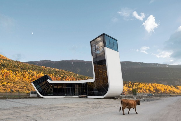 These airport terminals are set to beautify any commute.
