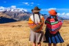 The Sacred Valley of the Incas or Urubamba Valley is a valley in the Andes of Peru.