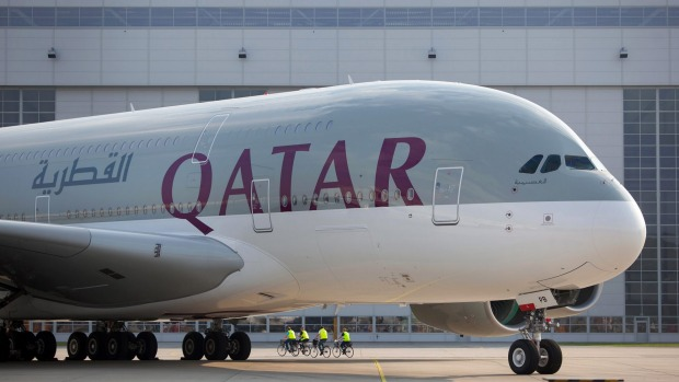 Flights will run daily from Canberra to Sydney, before continuing to Doha.