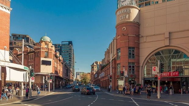 Astrology hotel: The Ultimo Hotel is located in Haymarket, Sydney's China Town district.