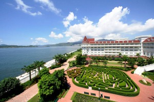 Pace yourself: staying onsite at Disneyland Hong Kong in a Disney hotel makes coping with the humidity far easier.