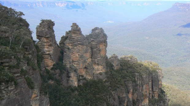 Three Sisters, Blue Mountains.