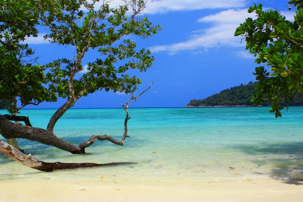 Marine Park, Surin Islands.