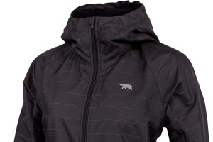 Running Bare's All Weather Spray Jacket.