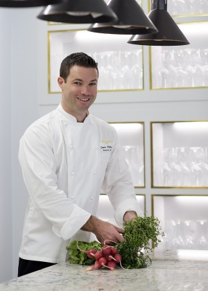 Dave Whitting is executive chef at Bistro Remy in The Langham, Sydney.