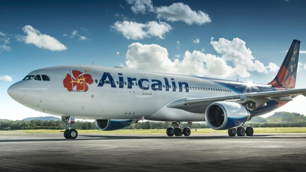 Visit New Caledonia with Aircalin.