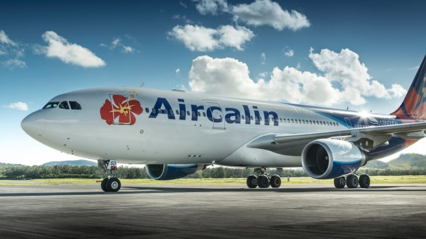 Aircalin, New Caledonia airline