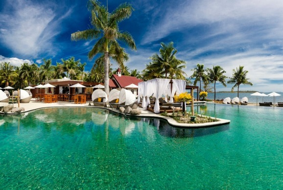 Sofitel Fiji Resort and Spa.