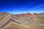 Rainbow Mountain near Cusco, Peru.
