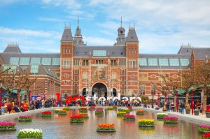 Amsterdam highlight: The Rijksmuseum.