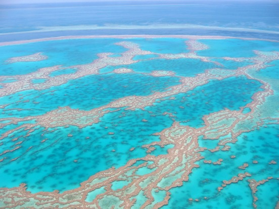 GREAT BARRIER REEF, AUSTRALIA. The numbers alone are staggering – 3000 coral reefs combining to form the world's largest ...