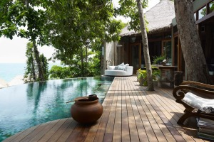 Conservation-based luxury tourism is the goal at Song Saa Private Island, Cambodia, which is run by a couple originally ...